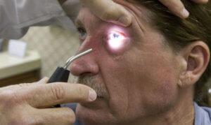 Атеросклеротическая ретинопатия