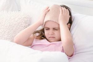 Оказание помощи при укачивании и головокружении у ребенка