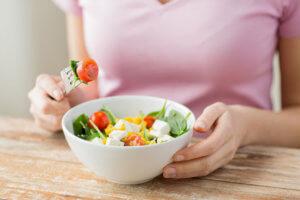 Борьба с отеками с помощью питания