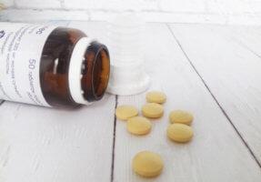 Поливитаминный комплекс для лучшего усвоения железа