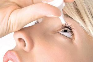 Медикаментозная терапия при кровоизлиянии в глазное яблоко
