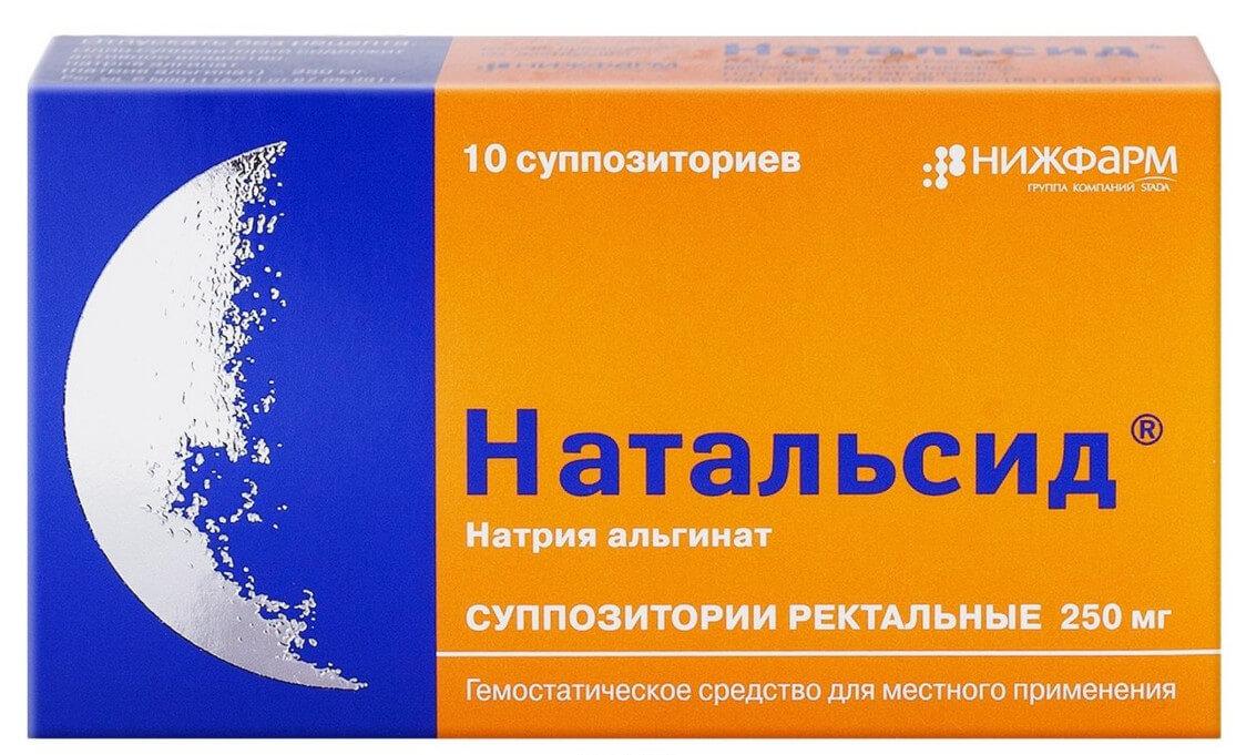Отзывы о свечах Натальсид специалистов и пациентов, правила применения