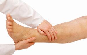 Диагностика облитерирующего атеросклероза