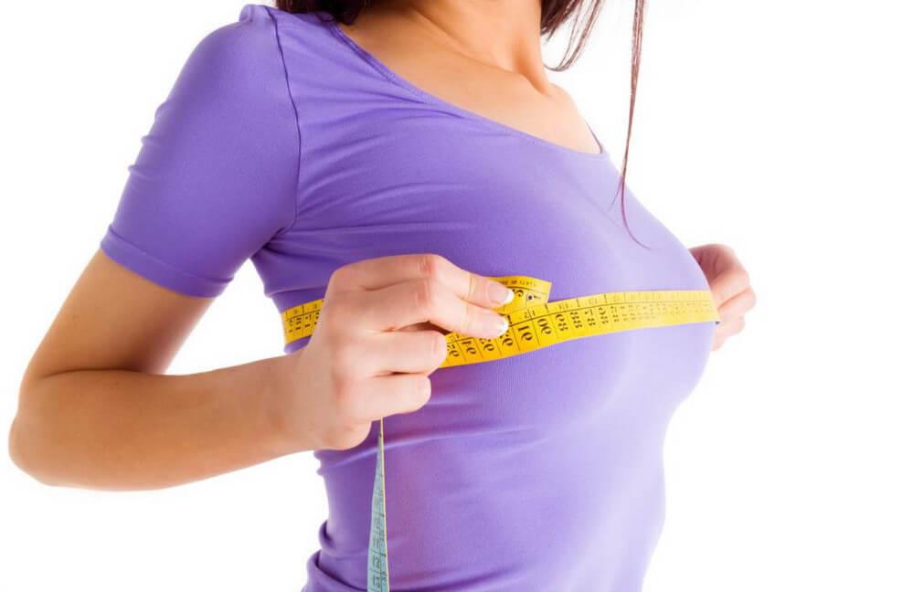 Что нужно делать, чтобы росла грудь: питание и физические упражнения