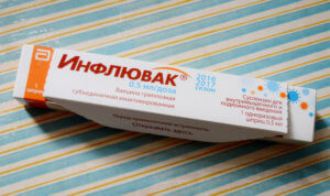 Прививка Инфлювак