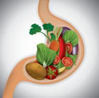 Тяжесть в животе и тошнота из-за плохого пищеварения