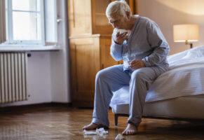 Факторы в патогенезе сердечной астмы