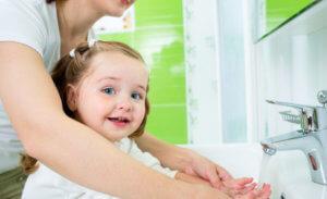 Профилактика энтеровирусной инфекции у ребенка