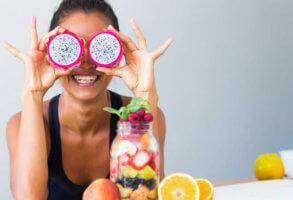 Действие витаминов на орган зрения