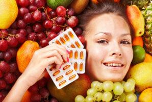 Недостаток водорастворимых итаминов