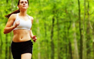Бег для избавления от лишнего веса