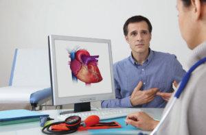 Диагностика сердечно-сосудистой патологии