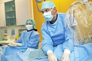 Оценка кровотока в сердце с помощью ангиографии