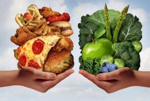 Сбалансированная диета для здоровья