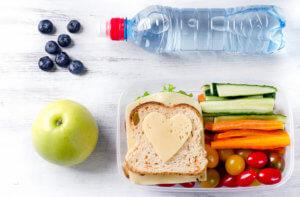 Полезные продукты в рационе питания