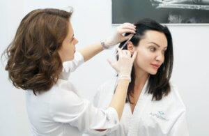 Лечение болезней волос при помощи трихолога