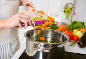 Полезные для здоровья методы приготовления пищи