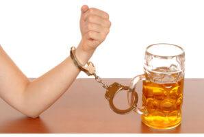 Постоянное употребление алкоголя