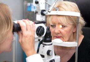 Плановое исследование глаза