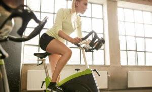 Велотренажер для прокачки мышц