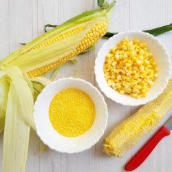 Польза и вред кукурузной муки, получение продукта, лечебные свойства