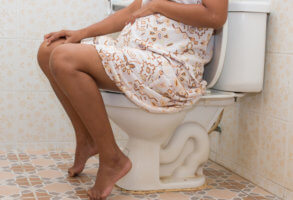 Запор во время беременности