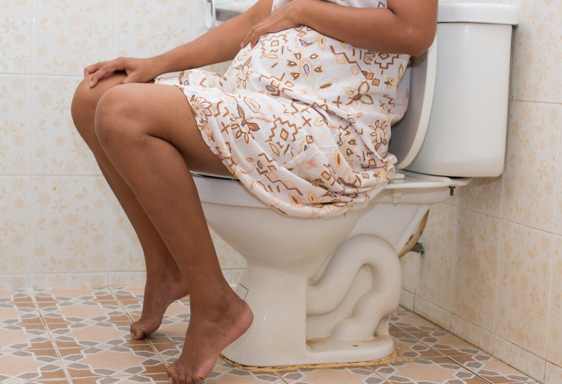 Лечение запора при беременности: этиология и характерная симптоматика