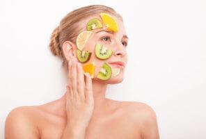 Пилинг с фруктовыми кислотами
