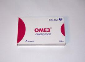 Побочные эффекты от приема лекарства Омез